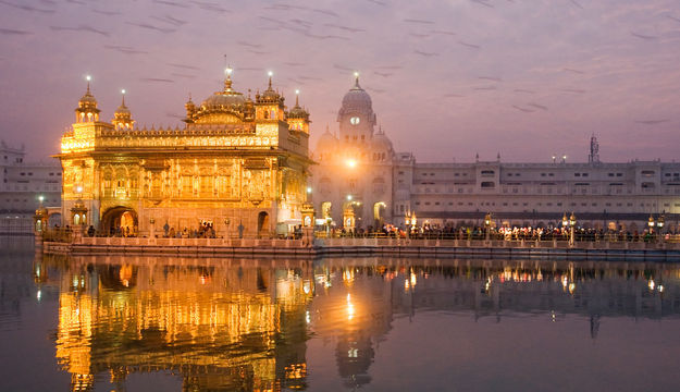 Golden Temple , India Tours, Heritage India Tours